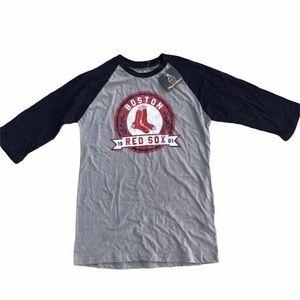 NWT Wright & Ditson Baseball T-Shirt